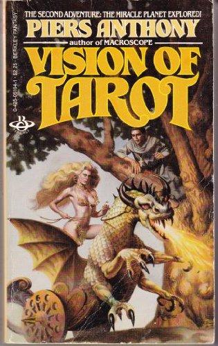 9780425051641: Vision of Tarot