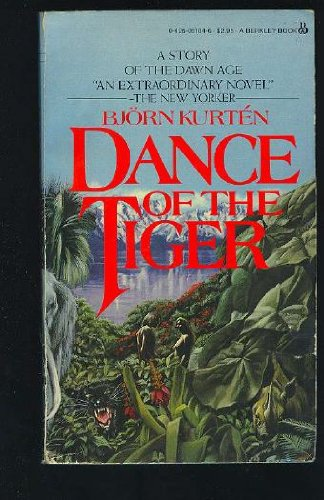 9780425051849: Dance Of The Tiger