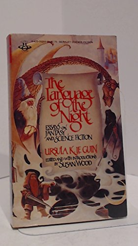 language of the night essays on fantasy and science   language of the night essays on fantasy and science fiction