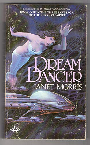 Dream Dancer: Morris, Janet