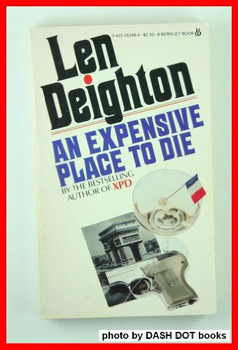 9780425052464: An Expensive Place to Die
