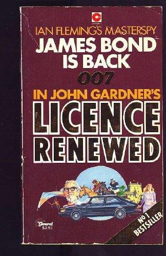9780425052471: License Renewed