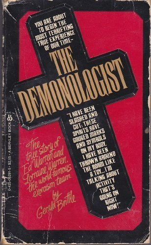 9780425052914: The Demonologist: The True Story of Ed and Lorraine Warren