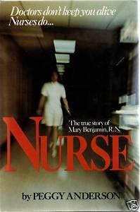 Nurse: Peggy Anderson
