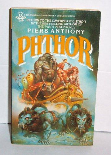 9780425054390: Phthor (Aton, No. 2)