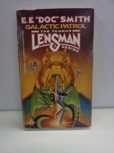 9780425054598: Galactic Patrol (Lensman Series #3)