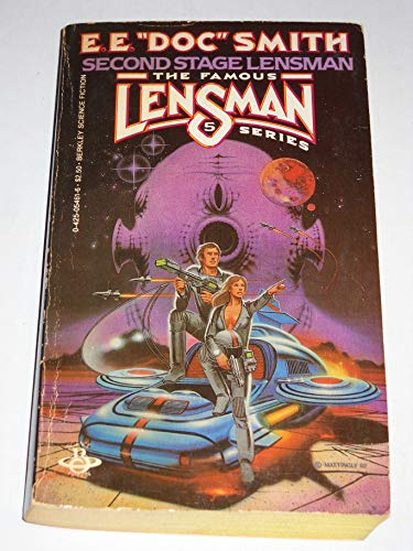 9780425054611: Second Stage Lensman (Lensman Series #5)
