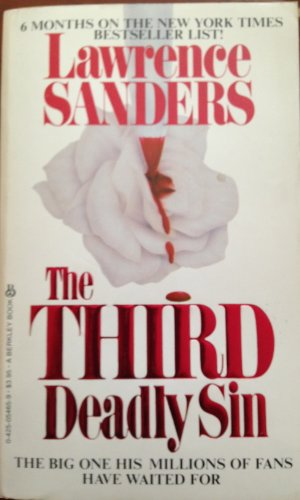 The Third Deadly Sin: Lawrence Sanders