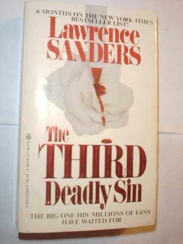 9780425054659: The Third Deadly Sin