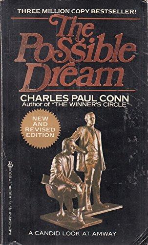9780425054918: Possible Dream