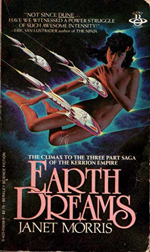 9780425056585: Earth dreams (Kerrion Empire)