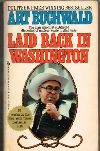 9780425057797: Laid Back in Washington