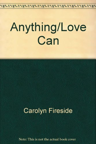 9780425058312: Anything But Love