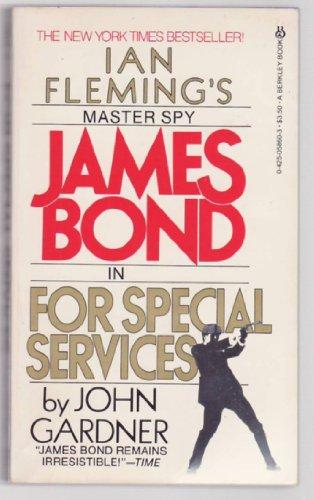 For Special Services: Gardner, John
