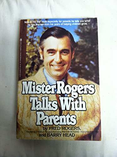 9780425058831: Mister Rogers Talks With Parents