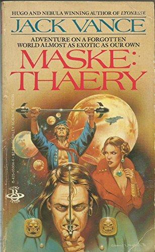 Maske: Thaery: Vance, Jack