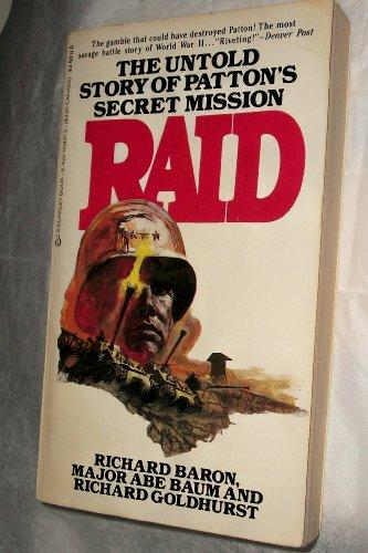 9780425059371: Raid: The Untold Story of Patton's Secret Mission