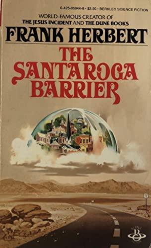 9780425059449: The Santaroga Barrier