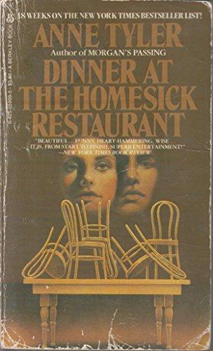 9780425059999: Dinner at the Homesick Restaurant