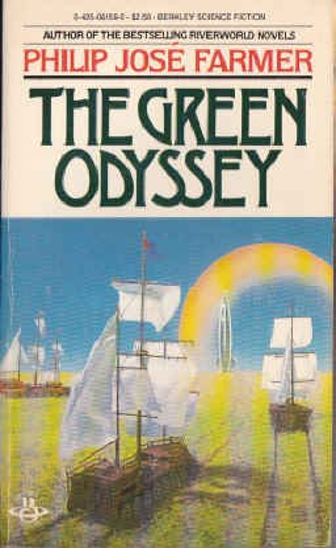 9780425061596: The Green Odyssey