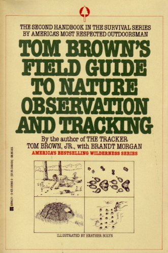 9780425061770: Tom Brown's Field Guide to Nature Observation and Tracking
