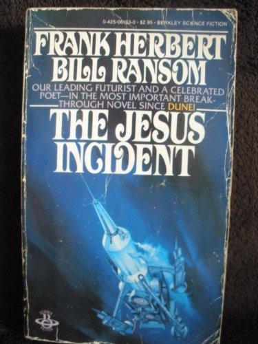 The Jesus Incident (9780425061930) by Frank Herbert; B. Ransom