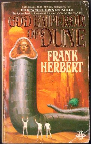 God Emperor Dune: Herbert, Frank