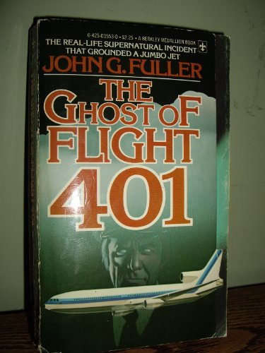 9780425062340: Ghost of Flight 401
