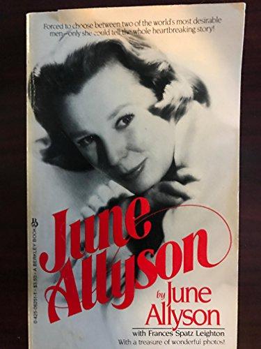 June Allyson: June Allyson