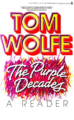 9780425062661: The Purple Decades: A Reader