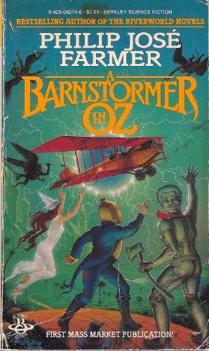 A Barnstormer In Oz: Philip José Farmer