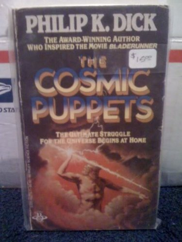 9780425062760: The Cosmic Puppets