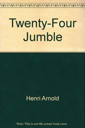 Jumble Book 24: Arnold, Henri; Lee, Bob
