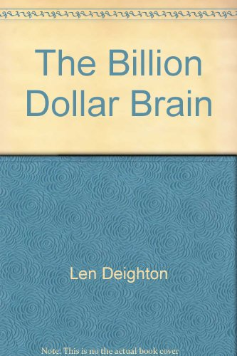 9780425064313: The Billion Dollar Brain