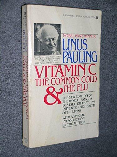 9780425064559: Vitamin C Common Cold