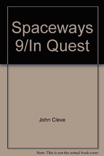 Spaceways 9/in Quest (0425064565) by John Cleve