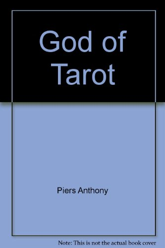 God of Tarot (0425064808) by Piers Anthony