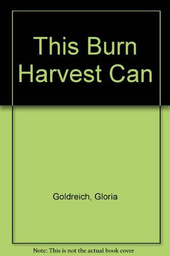 9780425064856: This Burning Harvest