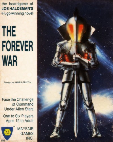 9780425066225: Forever War Game [BOX SET]