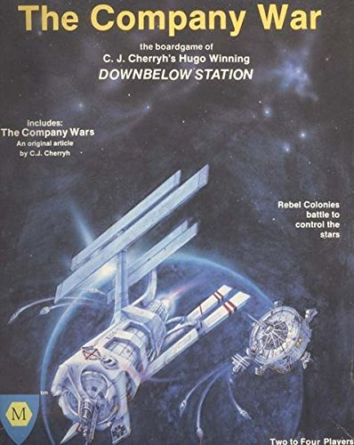 9780425066232: The Company War: The Boardgame of C.J. Cherryh's Downbelow Station