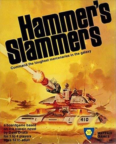 9780425066263: Hammer's Slammers (Mayfair Games)