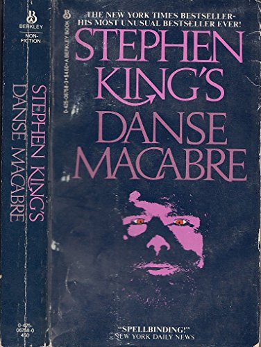 Danse Macabre Can: King, Stephen