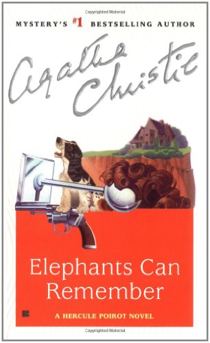 Elephants Can Remember (Hercule Poirot): Christie, Agatha