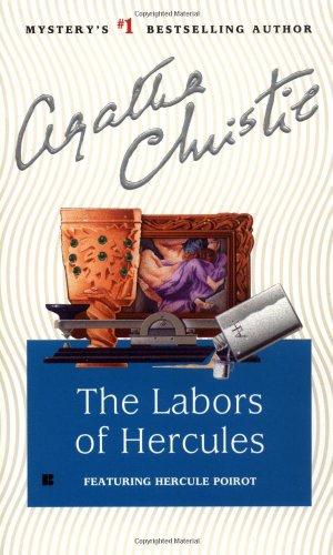 9780425067857: The labors of hercules (Hercule Poirot)