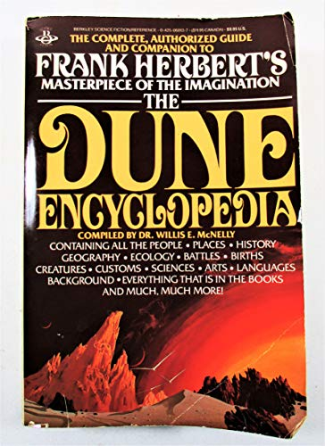 Dune Encyclopedia, The: McNelly, Willis