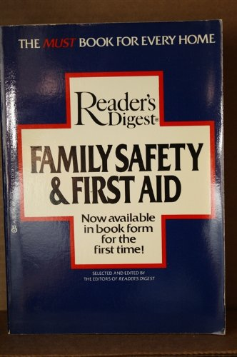 9780425068175: Reader's Digest: Family Safety & First Aid