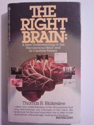 9780425068212: The Right Brain : A New Understanding of the Unconscious Mind and Its Creative Powers