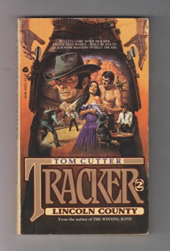 The Tracker (0425068226) by Brown, Tom