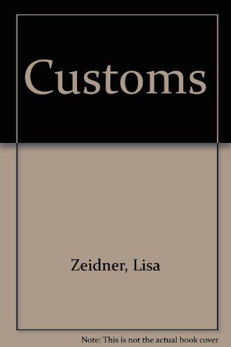 9780425068359: Customs