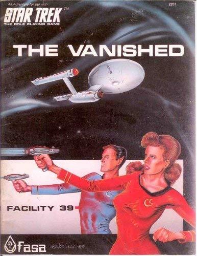 9780425069493: The Vanished (Star Trek RPG)